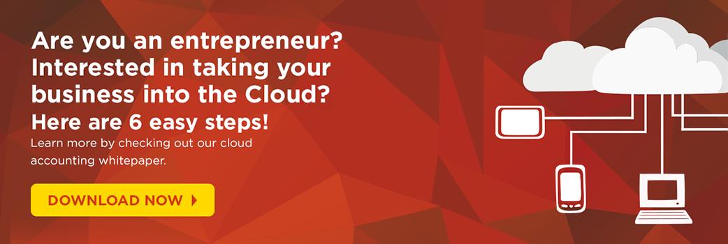 set up cloud accounting