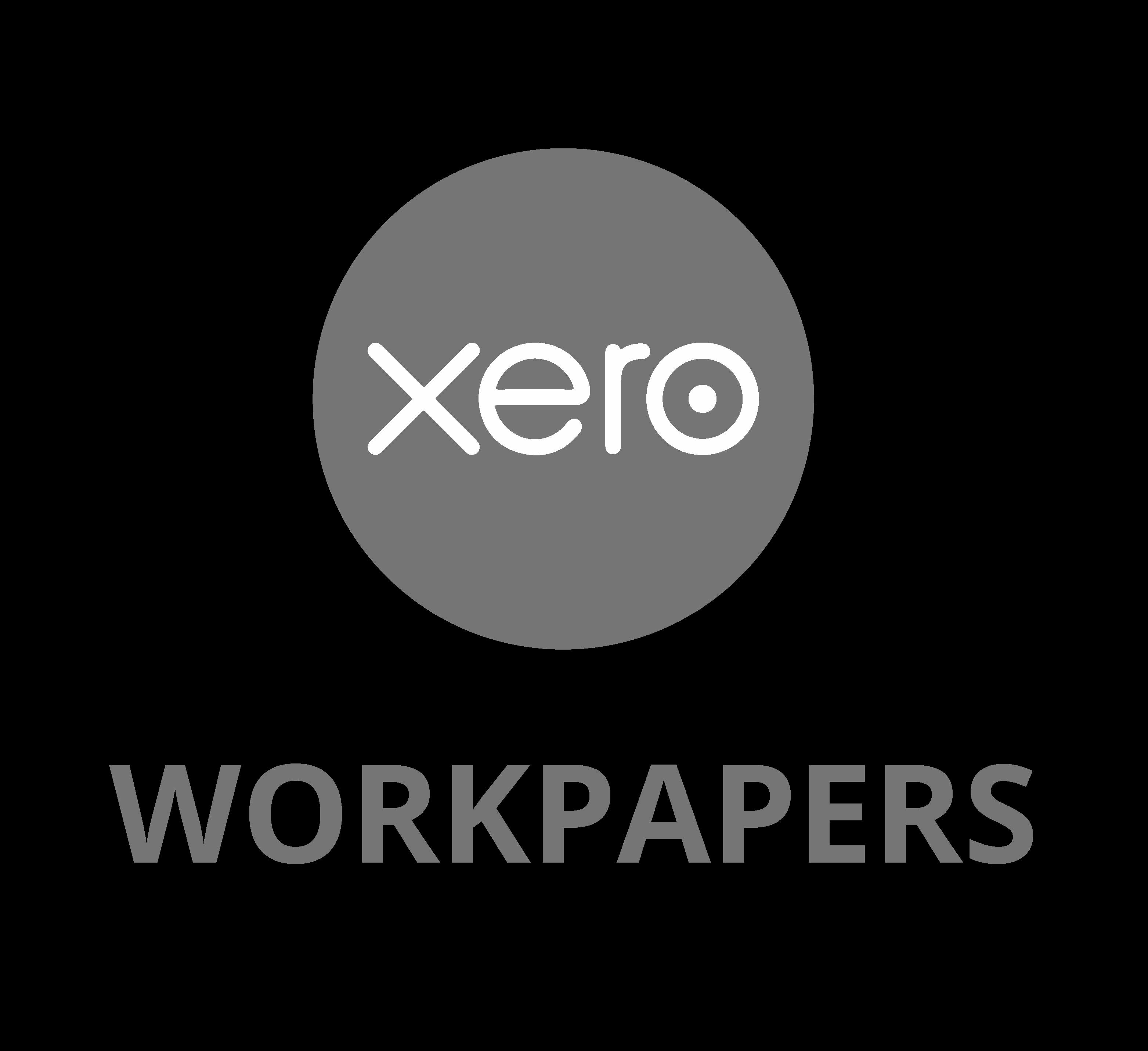 Xero Workpapers