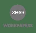 xero workpapers GS