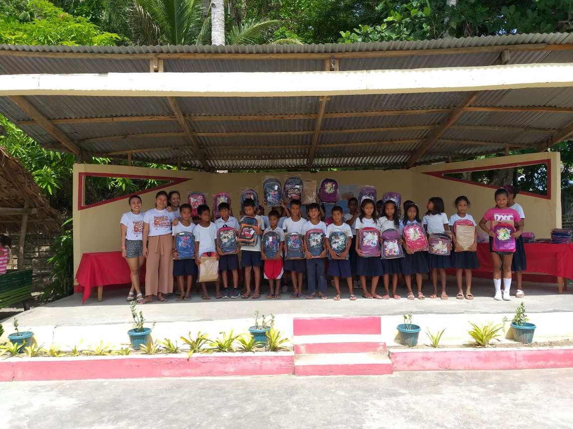 DV Philippines charity drive