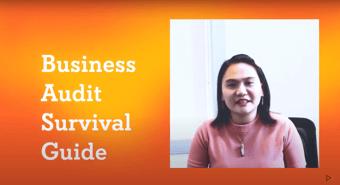 Business Audit Survival Guide