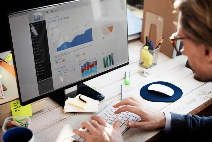 CFO learning how to use business intelligence
