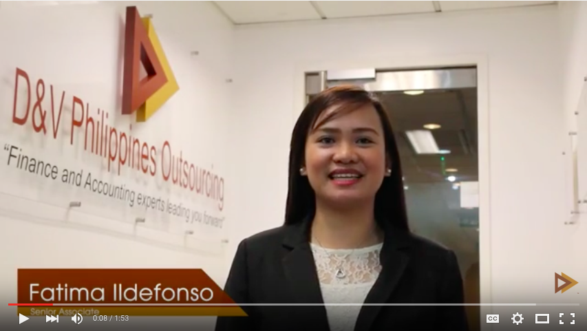 D&V Philippines Business Intelligence