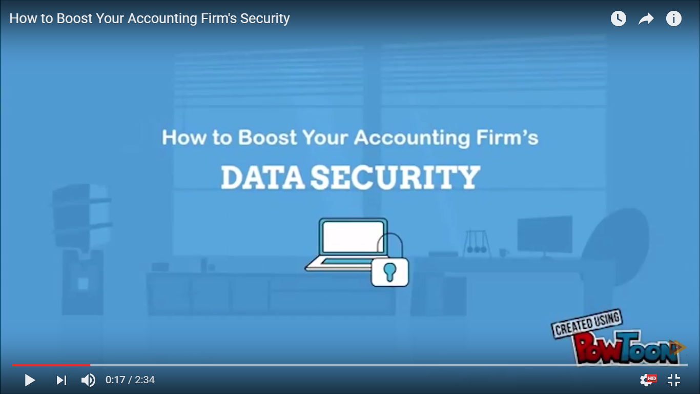 How to Boost Your Accounting Firm's Security