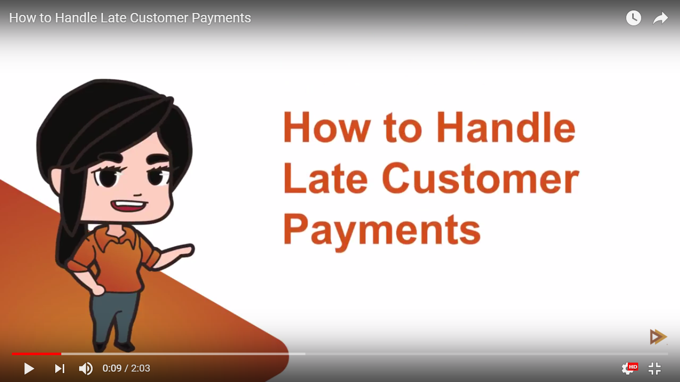 How to Handle Late Customer Payments