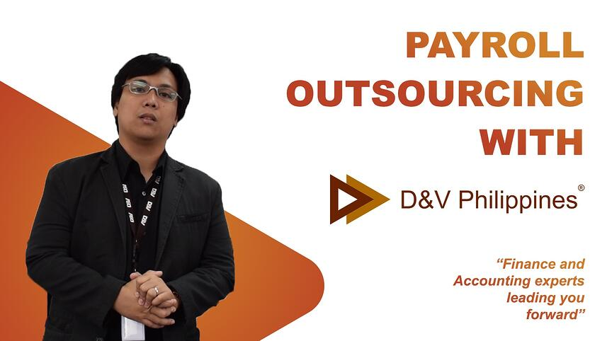 Payroll Outsourcing with D&V Philippines