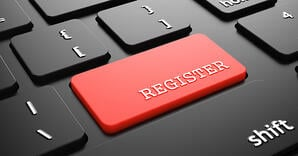 Automated registration process