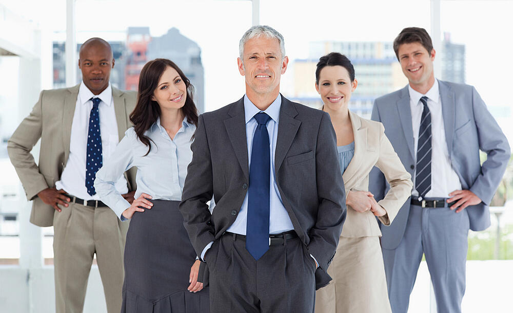 Smiling accounting outsourcing services providers