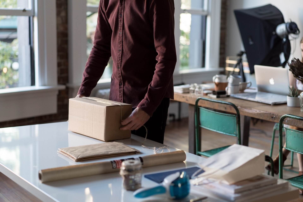 Small business owner planning for post-coronavirus