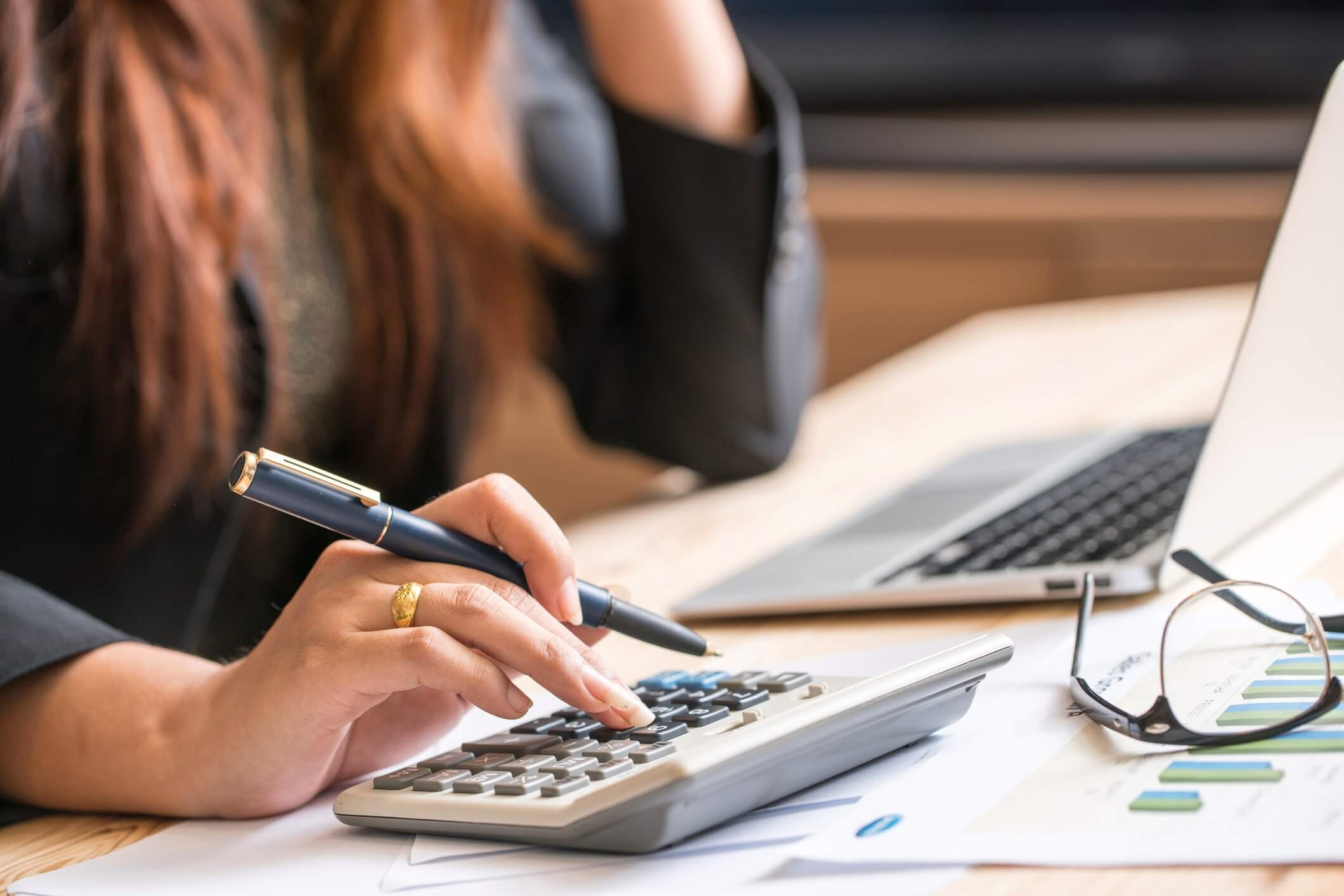 accountant facing challenges in her accounting firm