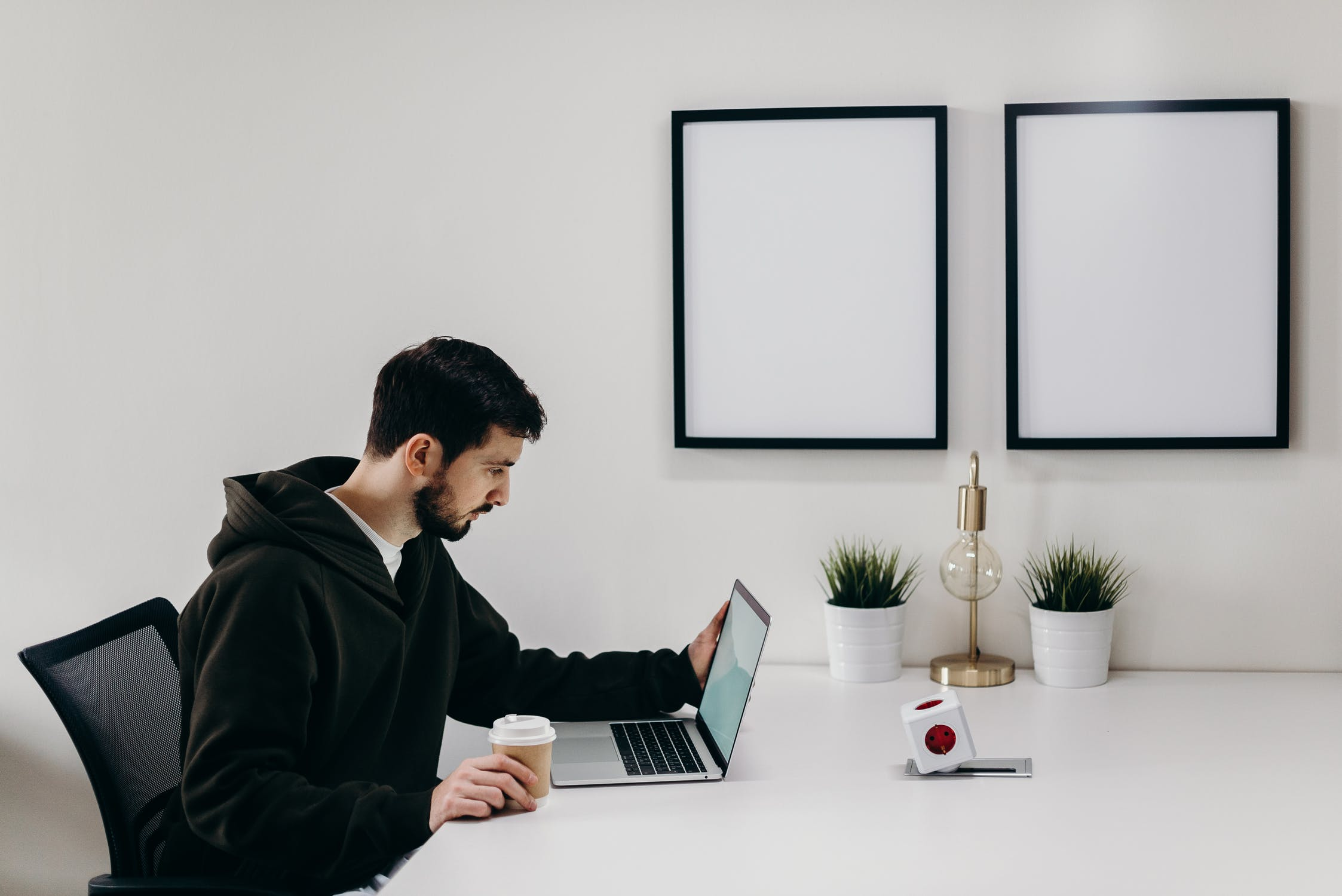 CFO roles and responsibilities done while working from home