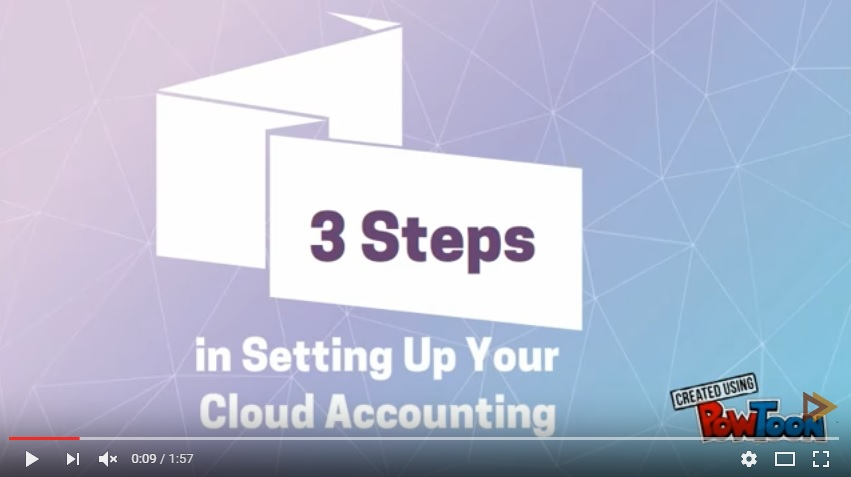 Setting Up Your Cloud Accounting