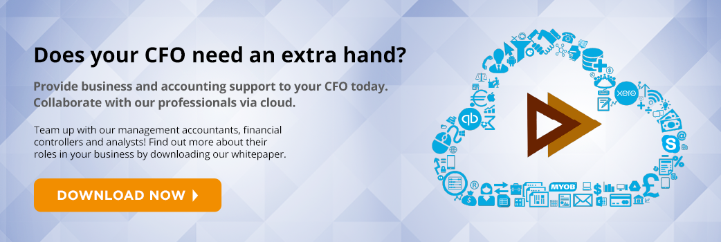 Does your CFO need an extra hand?