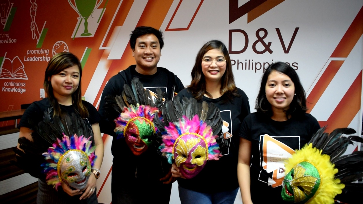 DV Philippines Delegation to the One National Conference 2018