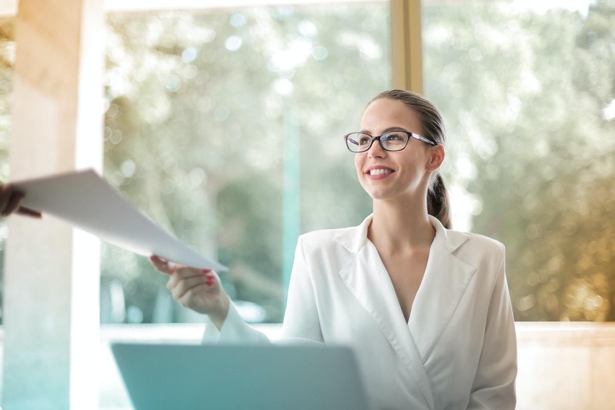 CFO demonstrating CFO Skills needed